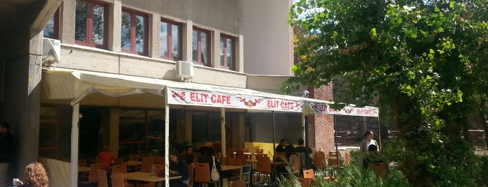 ODTÜ Cafe Elit is one of Best Of Middle East Technical University.
