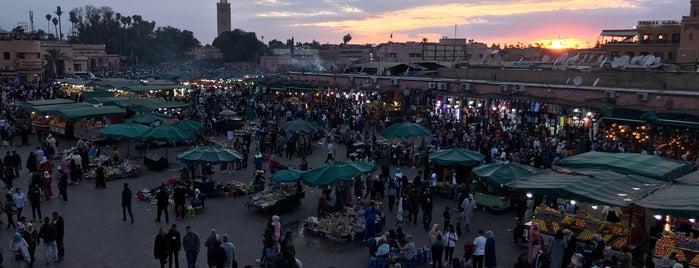 Zeitoun Café is one of Marrakech/Casablanca.