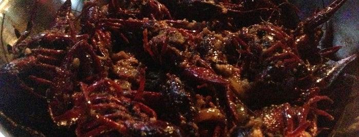 Spanky Crawfish & Bar is one of Houston spots pt. 3.
