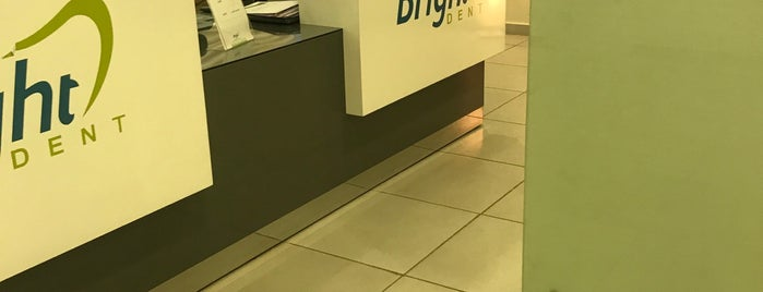Bright Dental Clinics is one of اسنان.