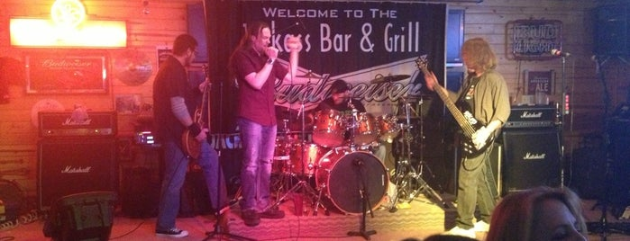Jackass Bar & Grill is one of Arizona's Music Venues.