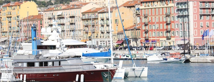 Port de Nice | Port Lympia is one of FR2DAY's Guide to the Great Outdoors.