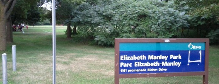 Elizabeth Manley Park is one of Janetさんのお気に入りスポット.