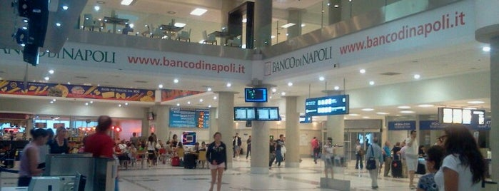"Aeroporto di Bari Palese ""Karol Wojtyla"" (BRI) is one of Free WiFi Airports."