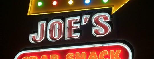 Joe's Crab Shack is one of Lieux sauvegardés par Chris.