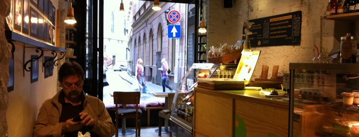 Index Cafe is one of Riga Foodie.