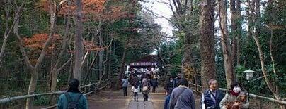 喜多見 氷川神社 is one of せたがや百景 100 famous views of Setagaya.