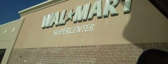 Walmart Supercenter is one of JUST TERRIBLE!.