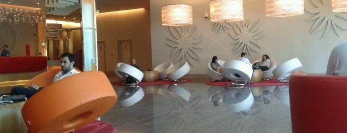 Ibis Hotel, Mall Of Emirates is one of Dubai.