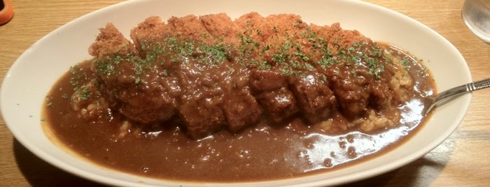 カレーや うえの is one of Lieux sauvegardés par T.