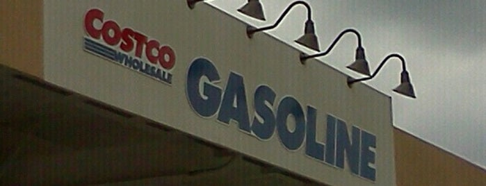 Costco Gasoline is one of Gas.