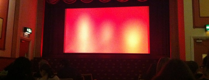 Coronet Cinema is one of London on a budget.