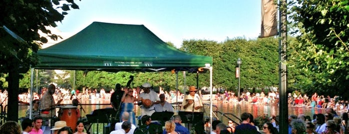 Jazz in the Garden is one of Washington DC.