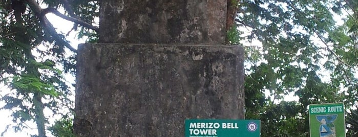 Merizo Bell Tower is one of USA: Guam.