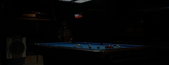 Star Zone 2 for Billiards ستار زون is one of Hiroshi ♛さんのお気に入りスポット.