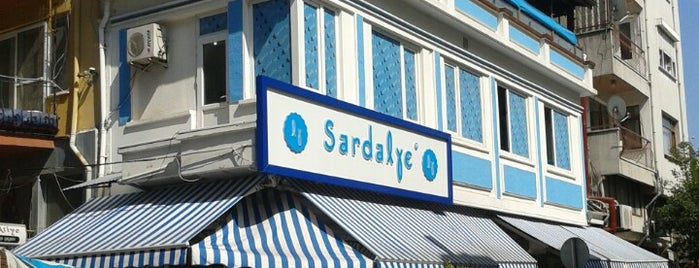 Sardalye is one of ÇANAKKALE LEZZETLERİ.