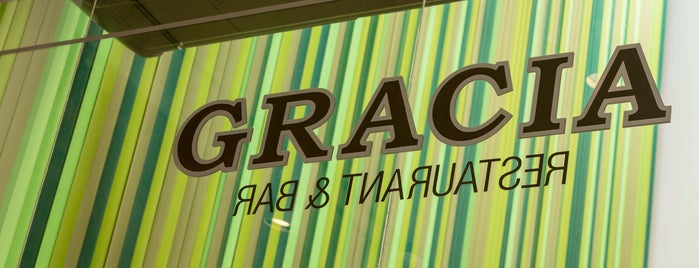 Gracia Restaurant & Bar is one of BA.