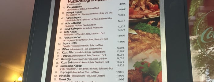 Köz Antep is one of Hamburgs best.
