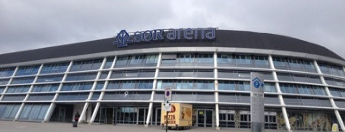 Sør Arena is one of Part 1~International Sporting Venues....