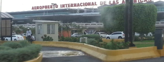 Aeropuerto Internacional Las Américas (SDQ) is one of Part 1~International Airports....
