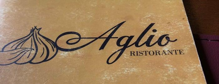 Aglio Ristorante is one of Mauá.