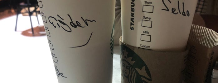 Starbucks is one of اسطنبول.