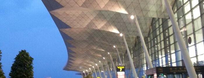 Shenyang Taoxian International Airport (SHE) is one of Visited Airports.