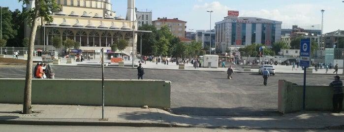 Bağcılar Meydanı is one of Taksim Meydanı.