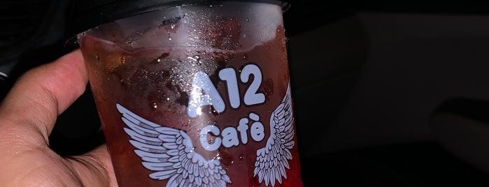A12 CAFÈ is one of Tempat yang Disimpan Queen.