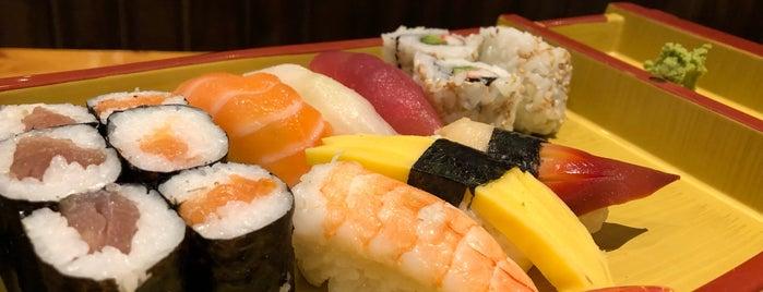 Tomo Sushi is one of Gespeicherte Orte von Michael.