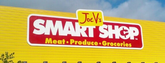 Joe V's Smart Shop is one of Tellie's Liked Places.