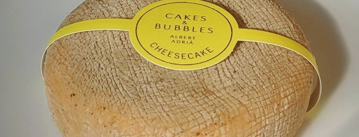 Cakes & Bubbles is one of Desserts in London.