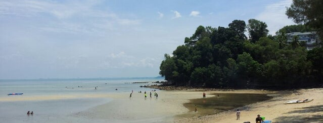 Pantai Blue Lagoon (Beach) is one of Attraction Places to Visit.