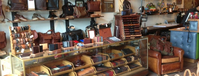 Will Leather Goods 'Flagship Store' is one of LA.