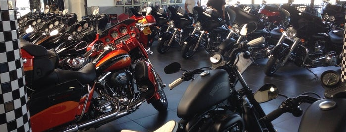 Bartels' Harley-Davidson is one of warrent's Liked Places.