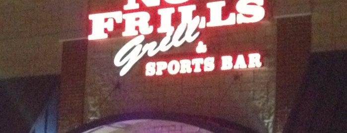 No Frills Grill & Sports Bar - Keller is one of สถานที่ที่ Jake ถูกใจ.