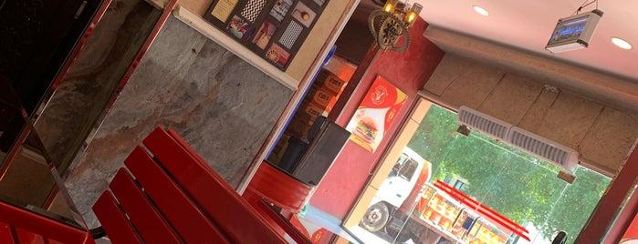 شيخ برغر Sheikh Burger is one of Loda: сохраненные места.