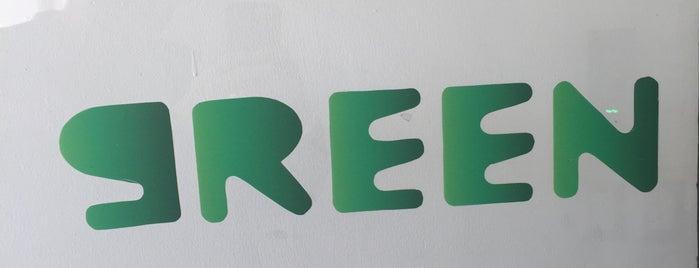 Publicidad Green & Mashup is one of Jose Eduardo : понравившиеся места.