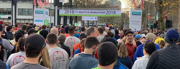 Seattle Marathon is one of Derek 님이 좋아한 장소.