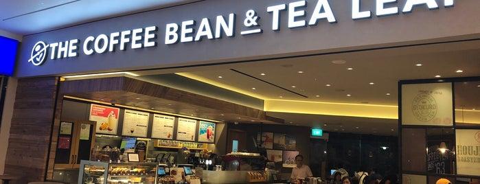 The Coffee Bean & Tea Leaf is one of Orte, die Ricky gefallen.