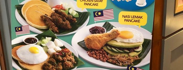Pancake House International is one of Kuala Lumpur.