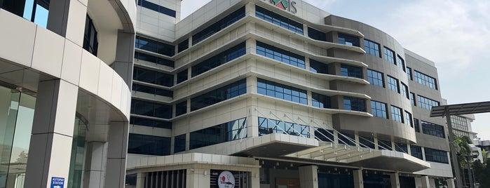 Axis Business Park is one of Teresa'nın Beğendiği Mekanlar.