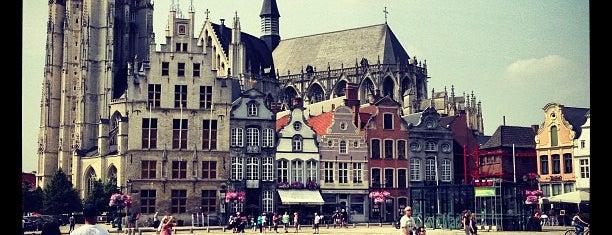 Grote Markt is one of Mechelen.
