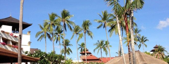Nusa Dua Beach Hotel & Spa is one of Best Hotels in Bali.