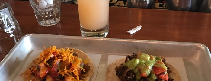 Flats Fix Taqueria is one of Happy Hour Spots.