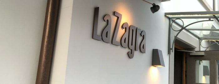 Ristorante La Zagra is one of Zürich ••Spotted••.