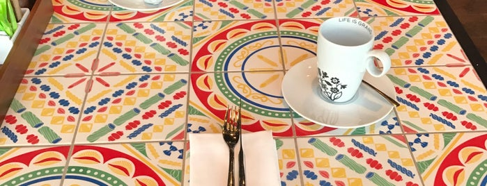 Restaurant L'Unico is one of Thierry 님이 좋아한 장소.