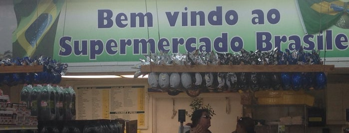 Supermercado Brasileiro is one of Fernandoさんのお気に入りスポット.