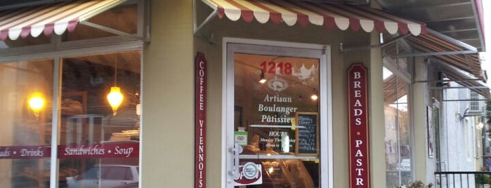 Artisan Boulanger Patissier is one of South Philly.
