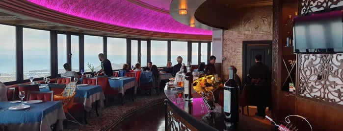 Teleqüllə | TV Tower is one of Restaurants in Baku (my suggestions).